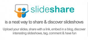 SlideShare -- SEO Outsourcing Company