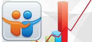 SlideShare fastest growing platform for social networking -- Social Media Marketing