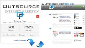How to Use Google+ Brand Page as Your Business Website -- internet marketing outsourcing