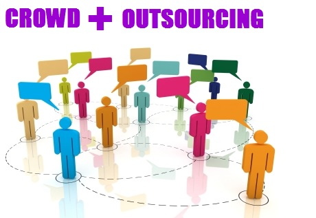 crowdsourcing -- online marketing outsourcing