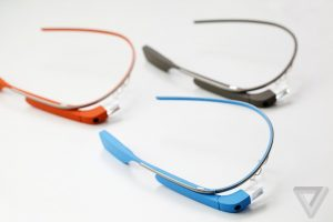 Google Glass Different Colors -- social media outsourcing