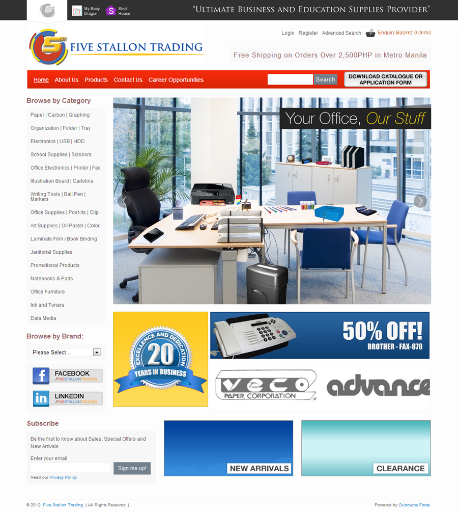 Web Design Outsourcing Web Development Philippines Outsource Force